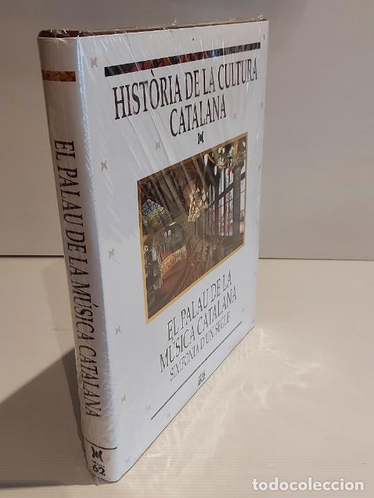 Libros: HISTÒRIA DE LA CULTURA CATALANA / EL PALAU DE LA MÚSICA / SIMFONIA DUN SEGLE / ED.62 / PRECINTADO. - Foto 2 - 229000340