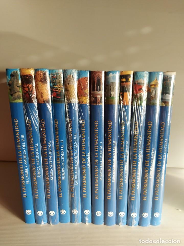 Libros: OCASIÓN !! EL PATRIMONIO DE LA HUMANIDAD / COMPLETA 12 TOMOS (11 PRECINTADOS)-CLUB INT. DEL LIBRO / - Foto 2 - 229323820