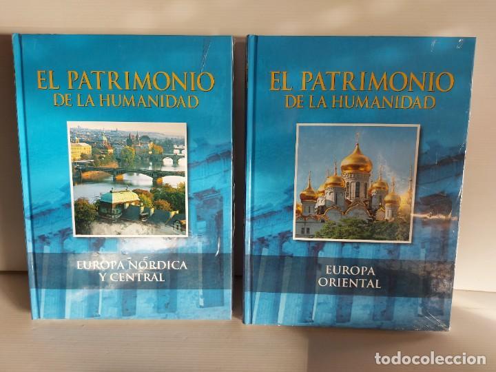 Libros: OCASIÓN !! EL PATRIMONIO DE LA HUMANIDAD / COMPLETA 12 TOMOS (11 PRECINTADOS)-CLUB INT. DEL LIBRO / - Foto 4 - 229323820