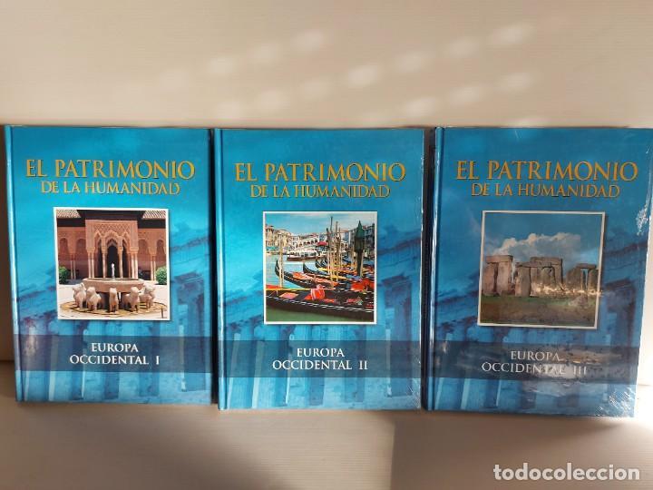Libros: OCASIÓN !! EL PATRIMONIO DE LA HUMANIDAD / COMPLETA 12 TOMOS (11 PRECINTADOS)-CLUB INT. DEL LIBRO / - Foto 5 - 229323820
