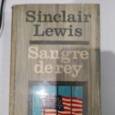 Libros: SANGRE DE REY. Lote 231322605