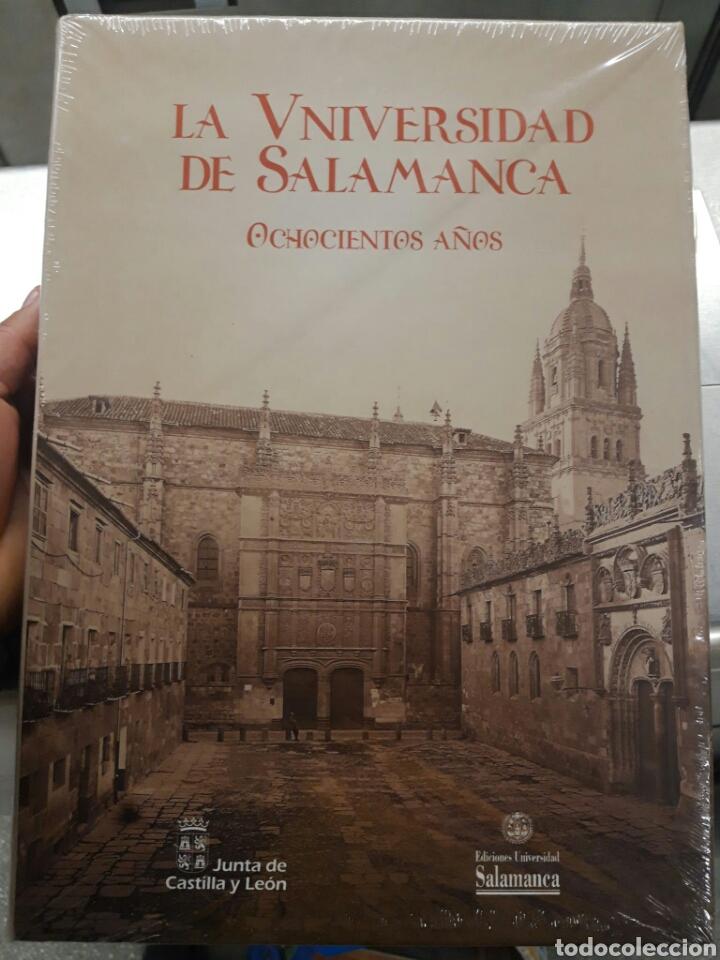LA UNIVERSIDAD DE SALAMANCA. OCHOCIENTOS AÑOS (Libros Nuevos - Historia - Otros)