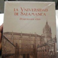 Livres: LA UNIVERSIDAD DE SALAMANCA. OCHOCIENTOS AÑOS. Lote 231983110