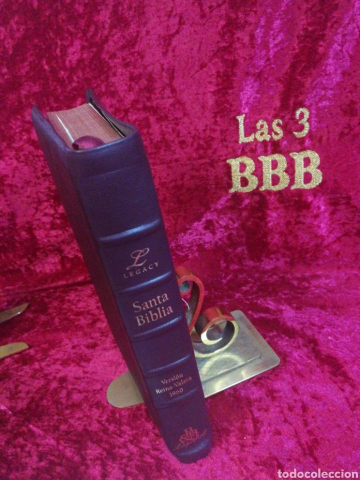 BIBLIA REINA VALERA 1960, LUJO (Libros Nuevos - Historia - Otros)