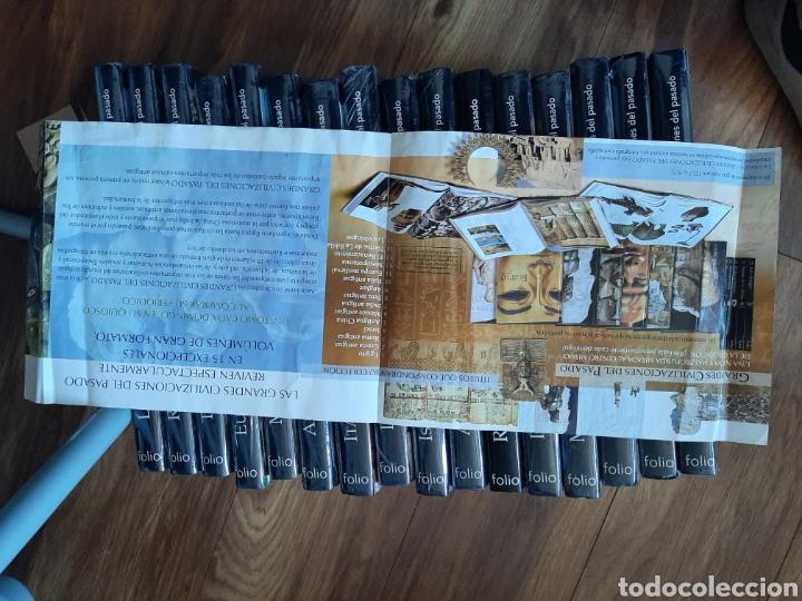 Libros: Grandes civilizaciones del pasado - Foto 4 - 236703450