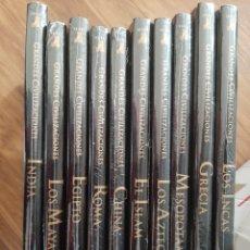 Libros: GRANDES CIVILIZACIONES. Lote 236704310