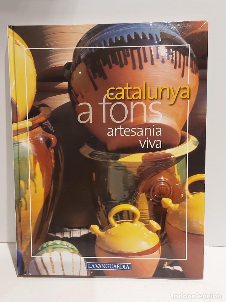 Libros: CATALUNYA A FONS / LA VANGUARDIA / ED: PLANETA D AGOSTINI / 12 TOMOS COMPLETA / NUEVOS / OCASIÓN !! - Foto 2 - 236768620