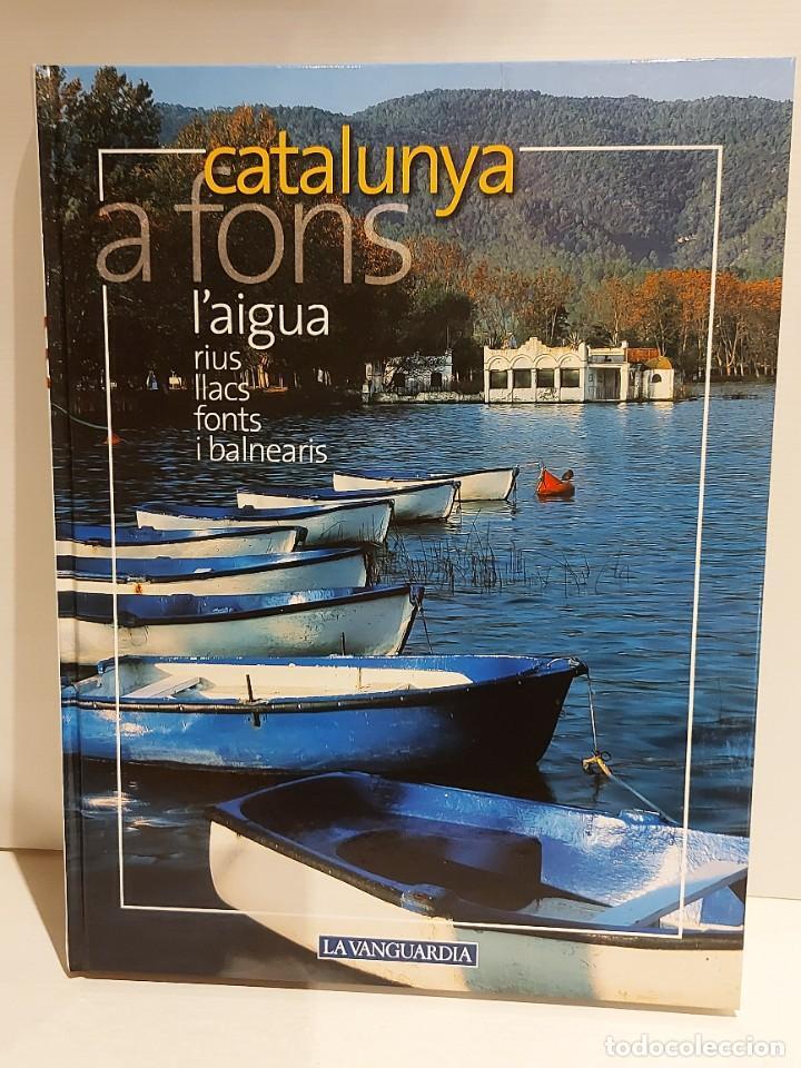 Libros: CATALUNYA A FONS / LA VANGUARDIA / ED: PLANETA D AGOSTINI / 12 TOMOS COMPLETA / NUEVOS / OCASIÓN !! - Foto 3 - 236768620