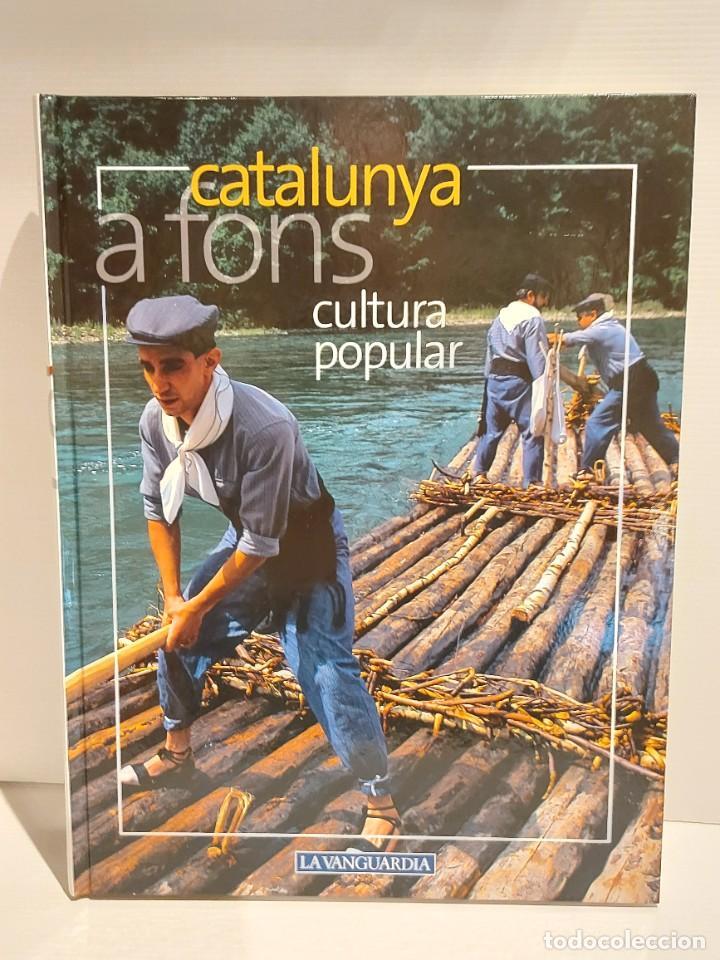 Libros: CATALUNYA A FONS / LA VANGUARDIA / ED: PLANETA D AGOSTINI / 12 TOMOS COMPLETA / NUEVOS / OCASIÓN !! - Foto 6 - 236768620