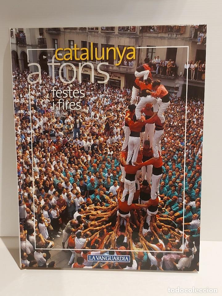 Libros: CATALUNYA A FONS / LA VANGUARDIA / ED: PLANETA D AGOSTINI / 12 TOMOS COMPLETA / NUEVOS / OCASIÓN !! - Foto 7 - 236768620