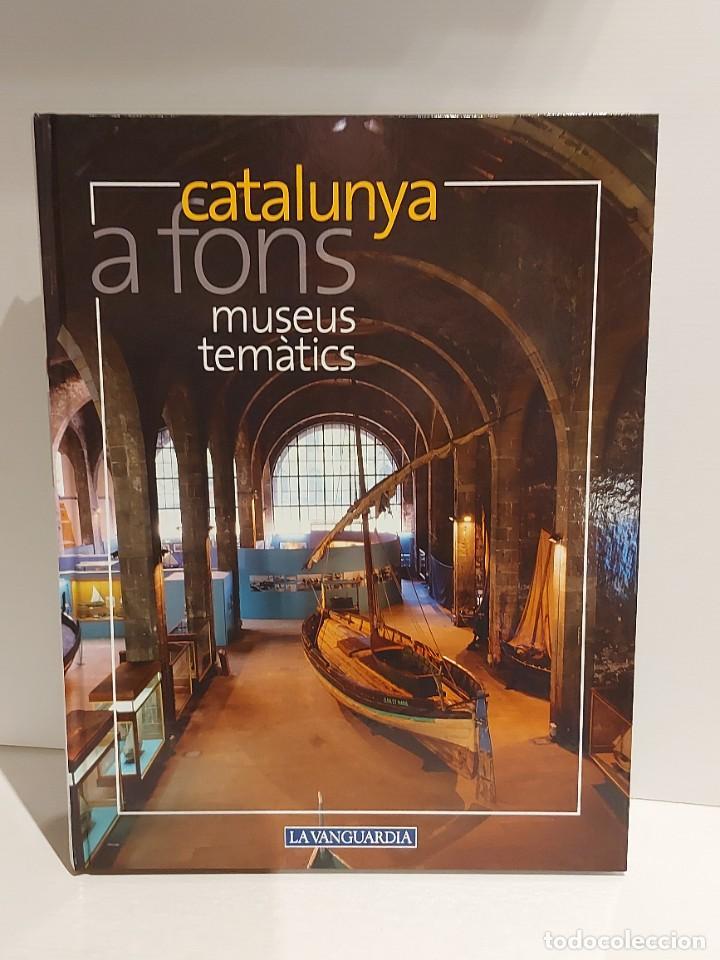 Libros: CATALUNYA A FONS / LA VANGUARDIA / ED: PLANETA D AGOSTINI / 12 TOMOS COMPLETA / NUEVOS / OCASIÓN !! - Foto 8 - 236768620