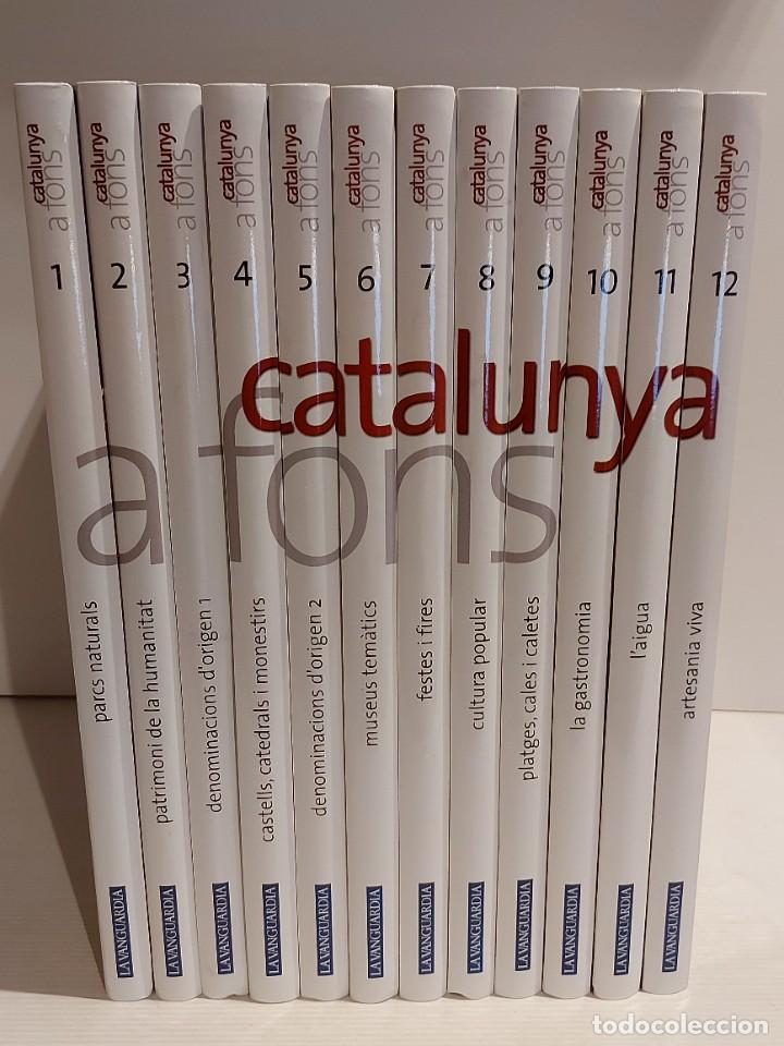 Libros: CATALUNYA A FONS / LA VANGUARDIA / ED: PLANETA D AGOSTINI / 12 TOMOS COMPLETA / NUEVOS / OCASIÓN !! - Foto 15 - 236768620