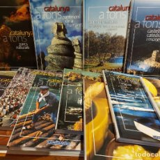 Libros: CATALUNYA A FONS / LA VANGUARDIA / ED: PLANETA D AGOSTINI / 12 TOMOS COMPLETA / NUEVOS / OCASIÓN !!. Lote 236768620