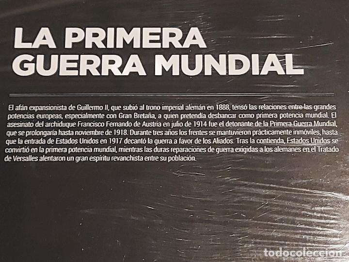 Libros: LA PRIMERA Y LA SEGUNDA GUERRA MUNDIAL / EDITA TIME MAPS / 2 VOLÚMENES PRECINTADOS.. - Foto 2 - 237185560