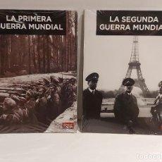 Libros: LA PRIMERA Y LA SEGUNDA GUERRA MUNDIAL / EDITA TIME MAPS / 2 VOLÚMENES PRECINTADOS... Lote 237185560
