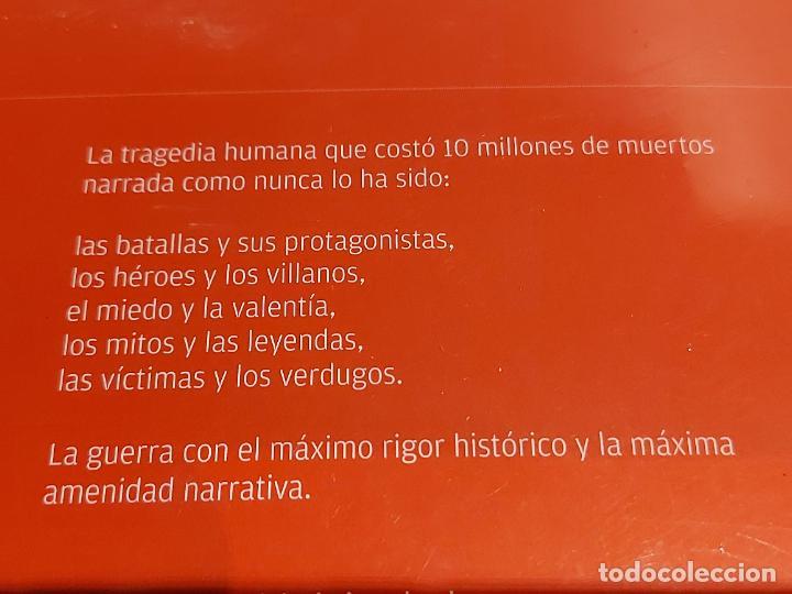 Libros: LA PRIMERA GUERRA MUNDIAL CUMPLE 100 AÑOS / 3 / MALESTAR EN EL FRENTE / LIBRO PRECINTADO. - Foto 2 - 237561435