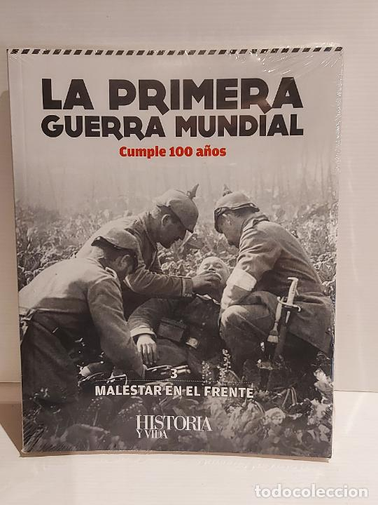 LA PRIMERA GUERRA MUNDIAL CUMPLE 100 AÑOS / 3 / MALESTAR EN EL FRENTE / LIBRO PRECINTADO. (Libros Nuevos - Historia - Otros)