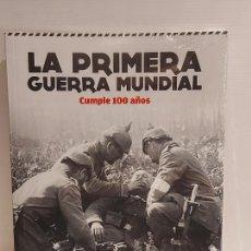 Libros: LA PRIMERA GUERRA MUNDIAL CUMPLE 100 AÑOS / 3 / MALESTAR EN EL FRENTE / LIBRO PRECINTADO.. Lote 237561435