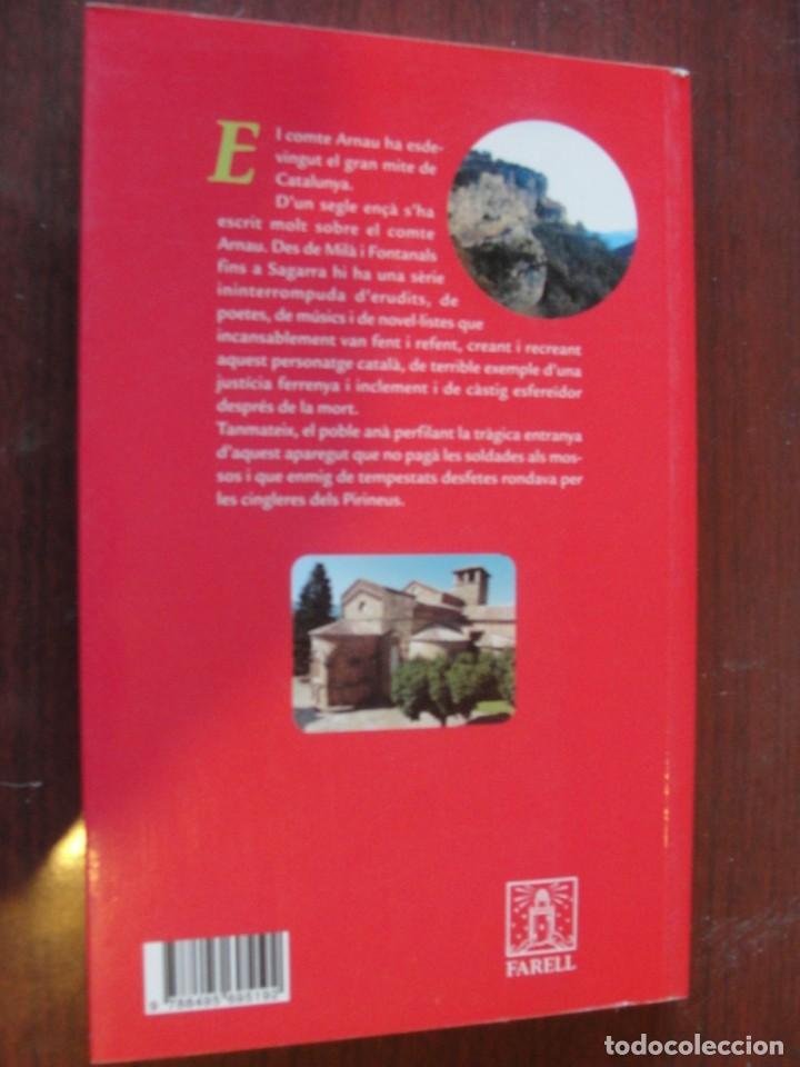 Libros: EL COMTE ARNAU FORMACIO D´UN MITE / ROMEU FIGUERAS - FARELL 2003 - DE LLIBRERIA SENSE US - Foto 2 - 237904045
