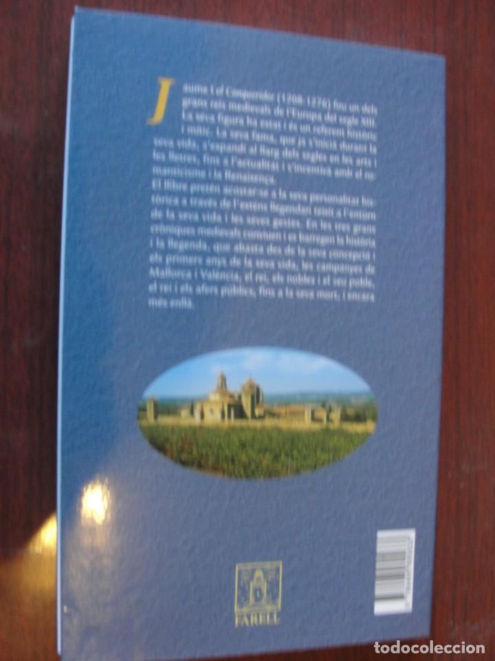 Libros: REI JAUME I EL CONQUERIDOR / HISTORIA CATALUNYA - SOLER AMIGO - DE LLIBRERIA - PORTS PAGATS - Foto 2 - 237905830
