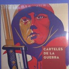Libros: CARTELES DE LA GUERRA. CATALOGO DE EXPOSICIÓN. FUNDACION PABLO IGLESIAS. 357 PAGINAS. Lote 239816070