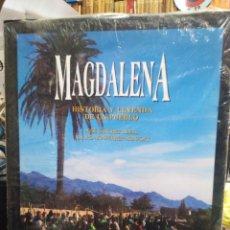 Livres: MAGDALENA(HISTORIA Y LEYENDA DE UN PUEBLO)JOSE SÁNCHEZ ADELL/ÁLVARO MONFERRER MONFORT-EDITA DOMENEC. Lote 242443190