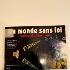 """Libros: """"UN MONDE SANS LOI""""- JEAN DE MAILLARD. Lote 244970940"""