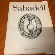 Libros: SABADELL EDIZIONI CONDÉ NAST. Lote 245106260