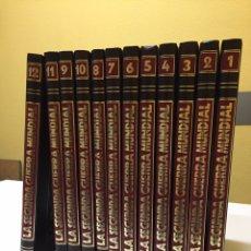 Libros: LA SEGUNDA GUERRA MUNDIAL 12 TOMOS COMPLETA SARPE. Lote 245177350