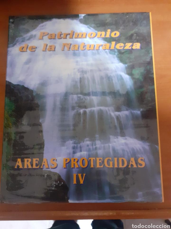 AREAS PROTEJIDAS 4 (Libros Nuevos - Historia - Otros)