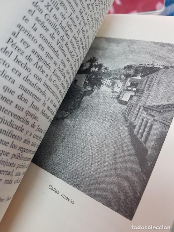 Libros: EL SEÑORIO DE ABANILLA MURCIA TORRES FONTES 1982 - Foto 4 - 246082295