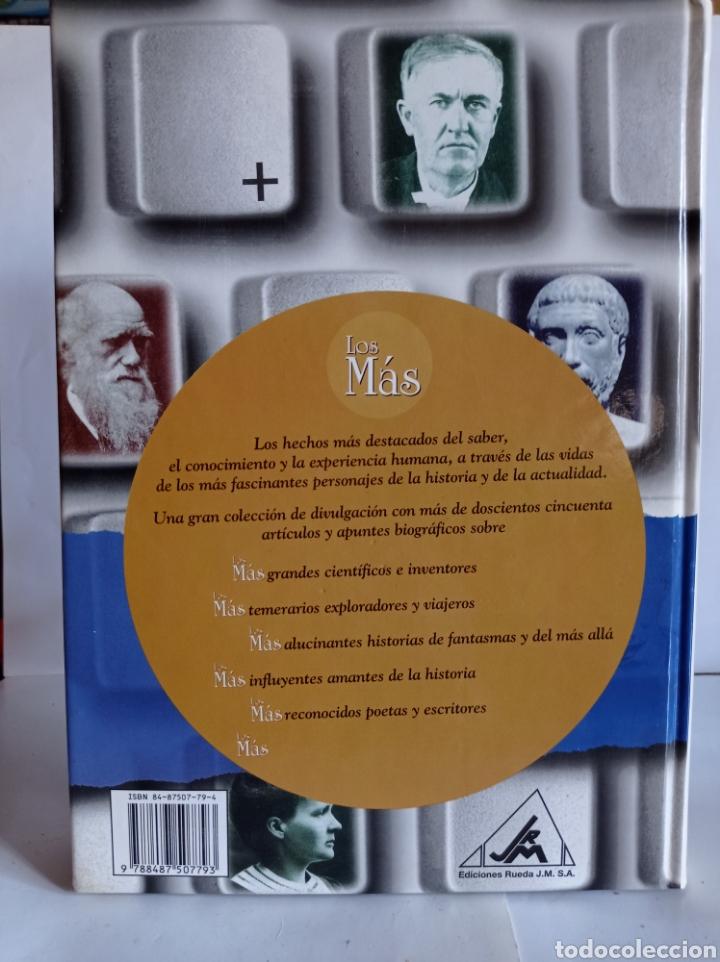 Libros: LIBRO,LOS GRANDES CIENTIFICOS E INVENTORES,DE ELISABETH NORELL PEJNER.EDICIONES RUEDA-1998. TAPA DUR - Foto 2 - 248218075