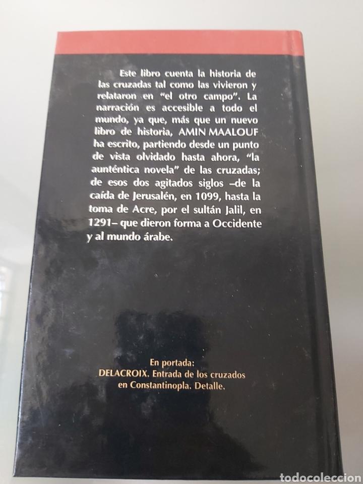Libros: Las cruzadas vistas por los árabes Amin Maalouf - Foto 2 - 252266100