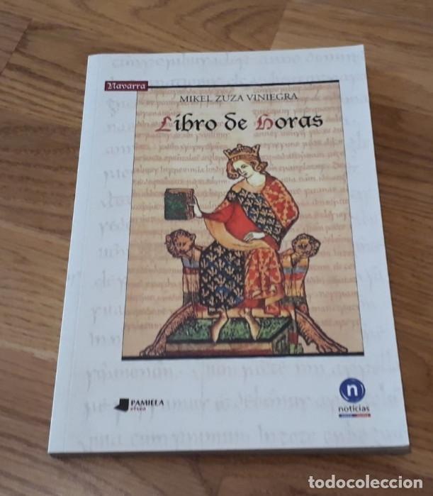 LIBRO DE HORAS DE NAVARRA (Libros Nuevos - Historia - Otros)