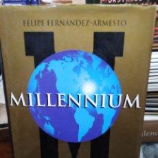 Libros: MILLENNIUM/UNA HISTORIA DE NUESTROS ÚLTIMOS MIL AÑOS-FELIPE FERNÁNDEZ ARMESTO-EDITA PLANETA 1995. Lote 260700230