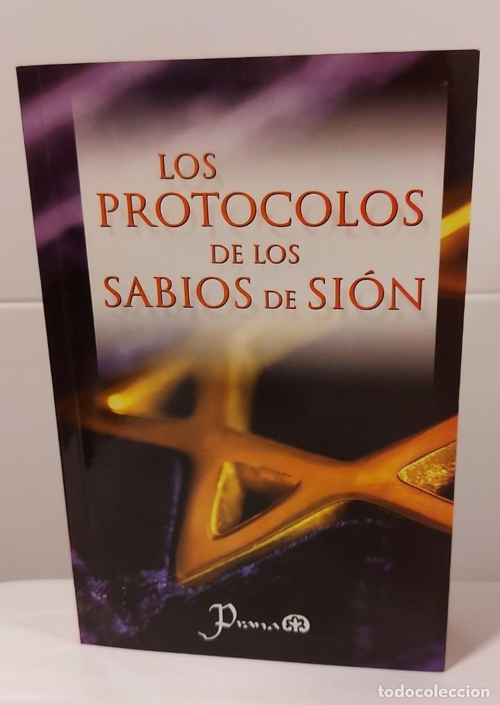 LOS PROTOCOLOS DE LOS SABIOS DE SIÓN / SERGE NILUS (Libros Nuevos - Historia - Otros)