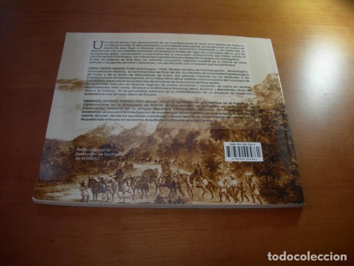 Libros: LOS CAFETALES DE LA SIERRA DEL ROSARIO ( 1790-1850 ) / J.F. RAMÍREZ PÉREZ- F.A. PAREDES PUPO - Foto 2 - 262327385