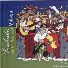 Libros: VERDIALES DE LOS MONTES DE MÁLAGA. Lote 262670050