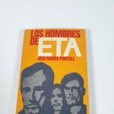 Libros: LIBRO LOS HOMBRES DE ETA DOPESA. Lote 267010554
