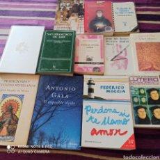 Libros: CLÁSICOS, 12 , GALA, LORCA, OCTAVIO PAZ, CALDERÓN DE LA BARCA, BORGES..... Lote 269204583