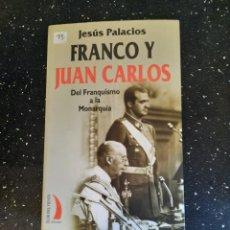 Libros: FRANCO Y JUAN CARLOS. Lote 270171108