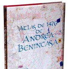Libros: ATLAS DE ANDREA BENINCASA. Lote 270683918