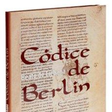 Libros: BEATO DE LIEBANA CÓDICE DE BERLÍN. Lote 270692998