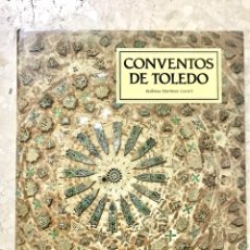 Libros: CONVENTO TOLEDO. Lote 270947903