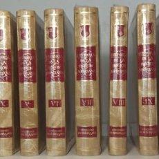 Livres: HISTORIA DE LA REGIÓN MURCIANA. 12 TOMOS COMPLETA.TAMBIEN SUELTOS PREGUNTAR.. Lote 272484068