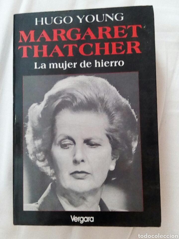 MARGARET THATCHER (Libros Nuevos - Historia - Otros)