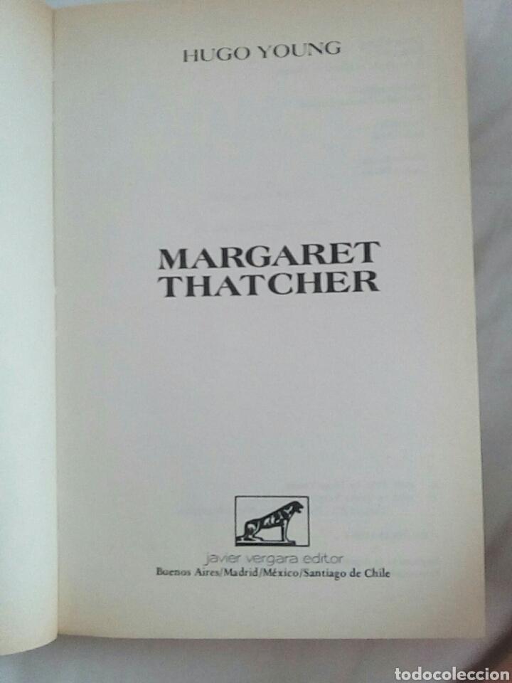 Libros: Margaret Thatcher - Foto 2 - 274594858