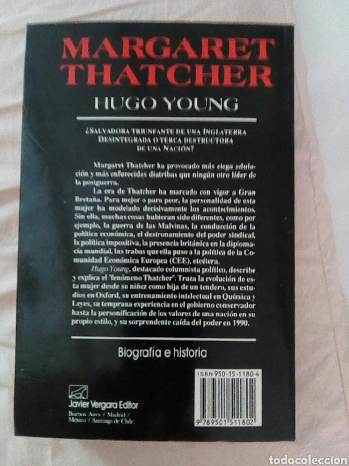 Libros: Margaret Thatcher - Foto 5 - 274594858