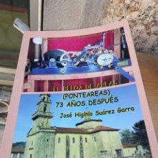 Libros: EL RELOJ MONUMENTAL DE AREAS. Lote 277189403
