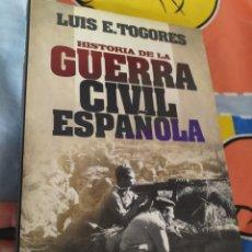 Libros: LIBRO HISTORIA DE LA GUERRA CIVIL ESPAÑOLA. Lote 279703648
